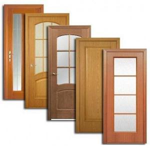 Двери, дверные блоки Милютинской