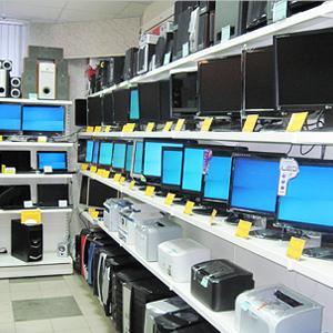 Компьютерные магазины Милютинской