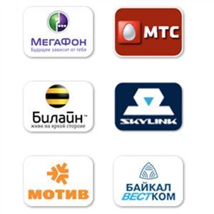 Операторы сотовой связи Милютинской