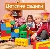 Детские сады в Милютинской