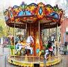 Парки культуры и отдыха в Милютинской