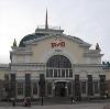 Железнодорожные вокзалы в Милютинской