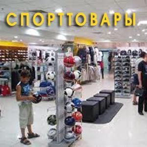 Спортивные магазины Милютинской